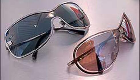 En av disse koster 11 ganger mer enn den andre. Det er mulig å finne kule briller som ikke koster en formue.