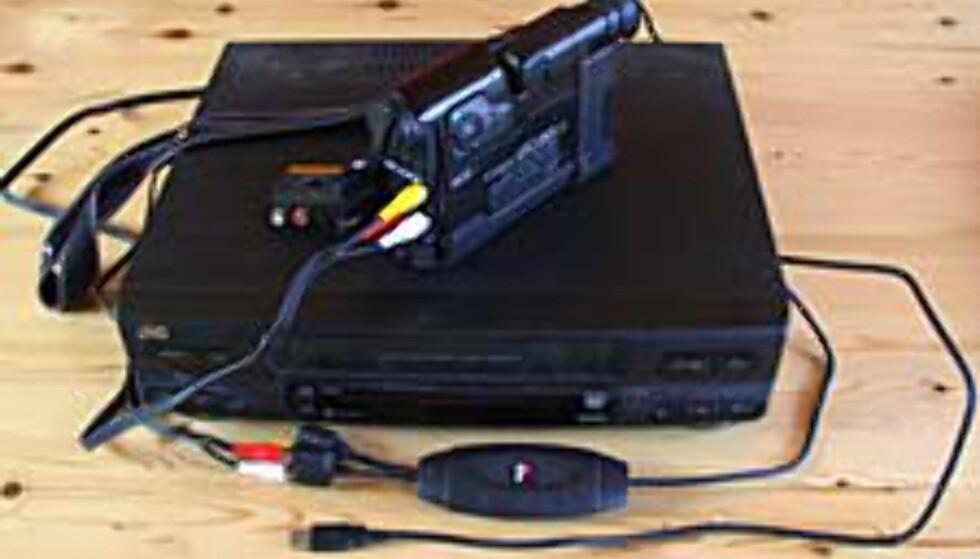 TEST: Analog video via USB
