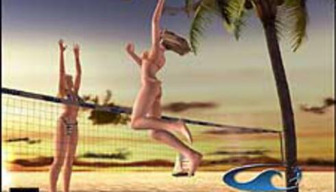 DOA Xtreme Beach Volleyball