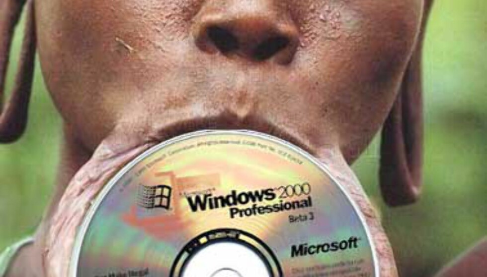 Windows kan da brukes til noe...