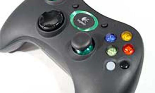 image: Trådløs kontroll på XBox