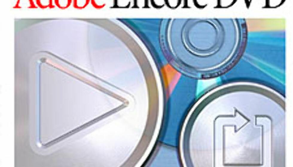 Adobe satser på DVD