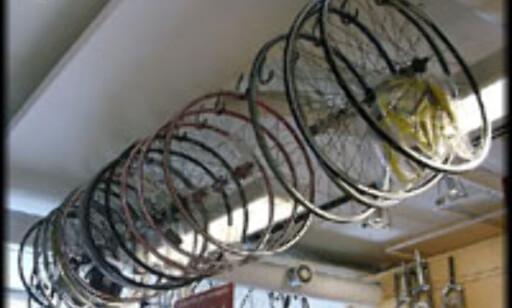image: Sykkelens deler