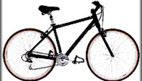 <center>Hybridsykkelen.