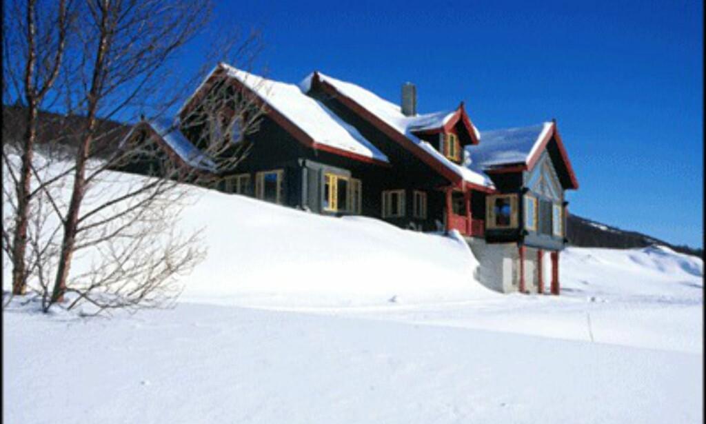 image: Billedspesial: Hytter i Røkke-stil