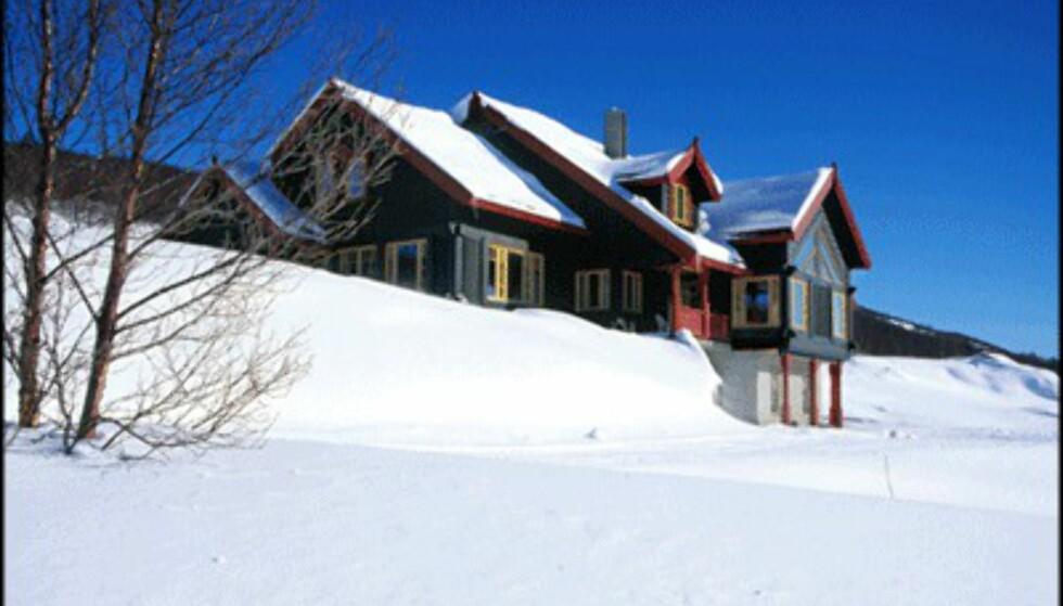 Billedspesial: Hytter i Røkke-stil