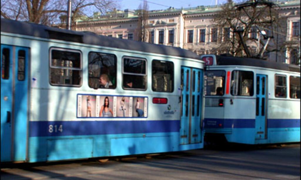 image: Sjekk bildene fra vårlige Göteborg