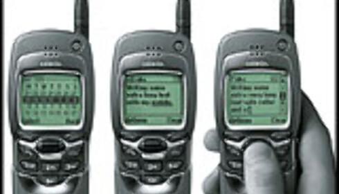 Overvåk med mobilen