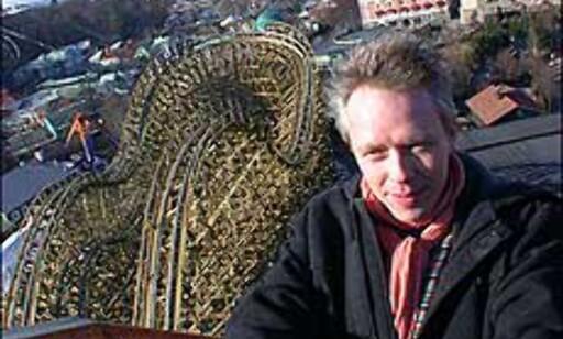 Fantastisk utsikt fra toppen, om du tør holde gluggene oppe ...