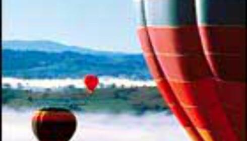 Se Sydney fra oven. Foto: Balloon Aloft Foto: Balloon Aloft (balloonaloft.com)
