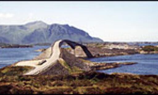 image: Norge og Europa