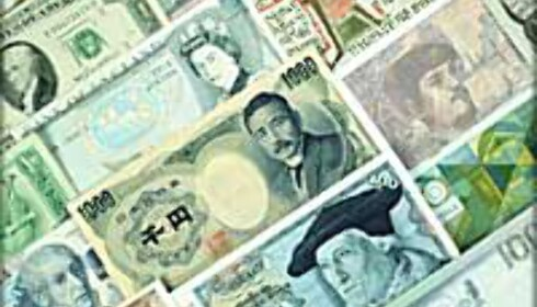 Lure pengevekslere og fremmed valuta - da er det lett å gå i baret.