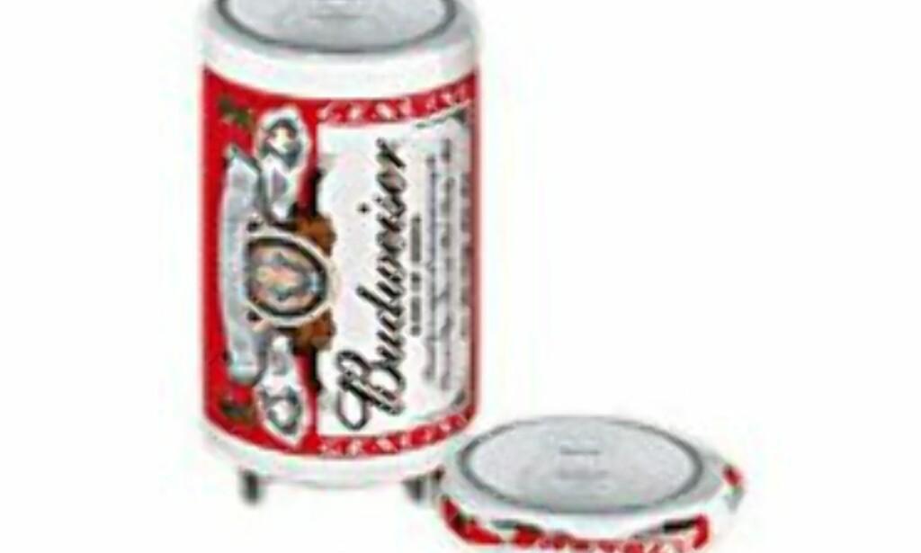 Ellula Hotair i Budweiser- versjon.