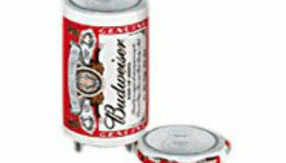 <center>Ellula Hotair i Budweiser- versjon.