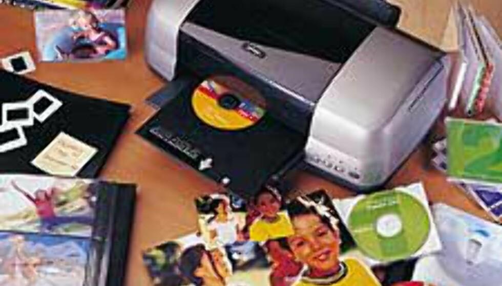 Epson lanserer Stylus Photo 900