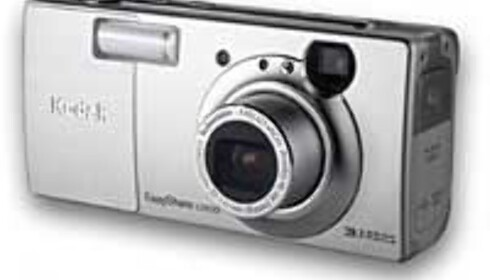 Kodak lanserer kamera med OLED-skjerm