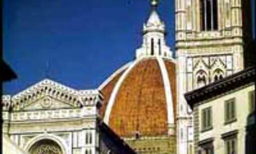 Florence er det engelske navnet på byen - hva er det norske? Foto: Jorge Tutor Foto: Jorge Tutor