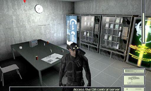 image: Splinter Cell fotoalbum