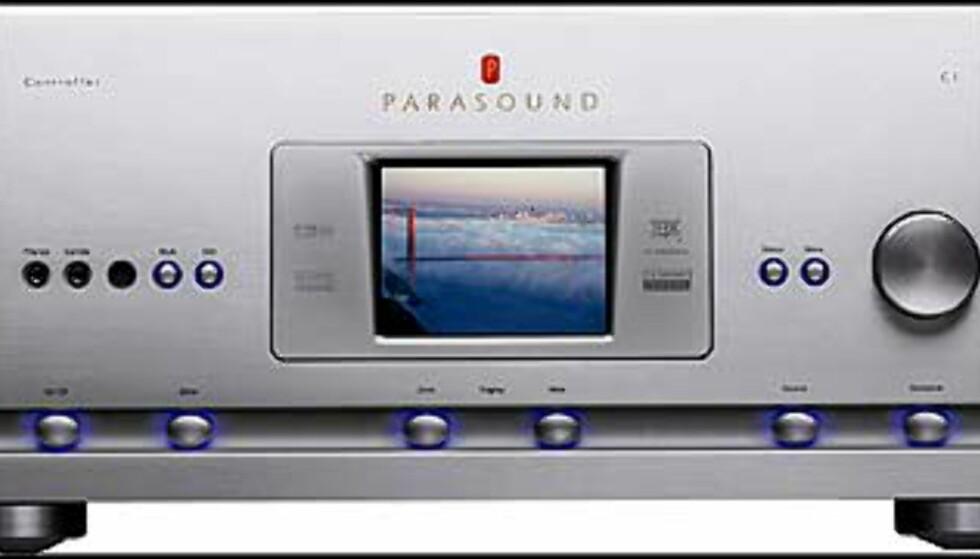 """Parasound Halo C1 Hentet fra //www.ncms.no/parasound/1series.htm"""">NCMS.no"""