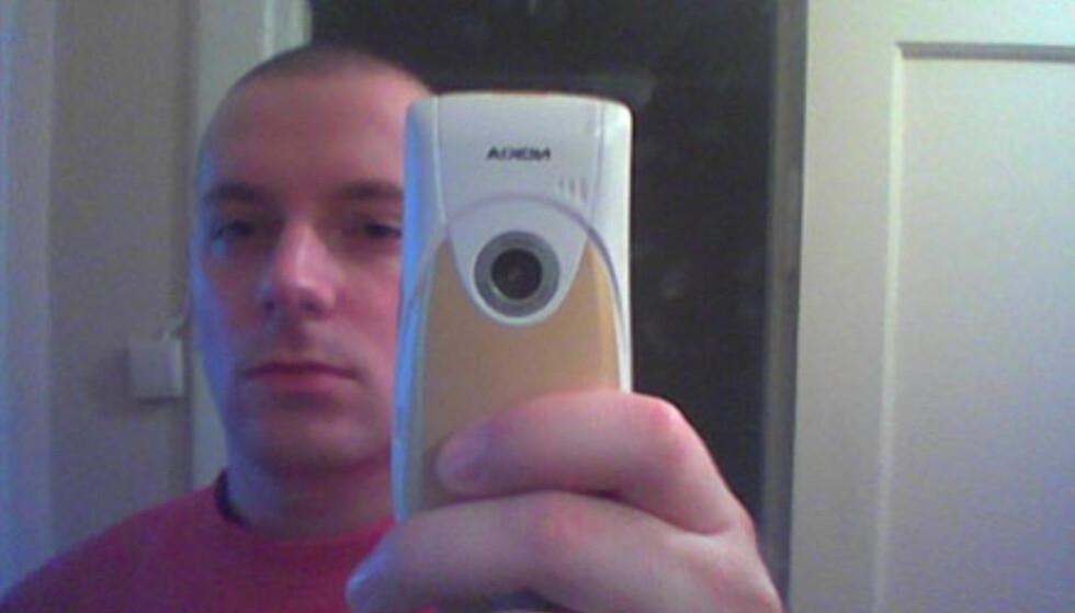 Nokia 3650 fotoalbum