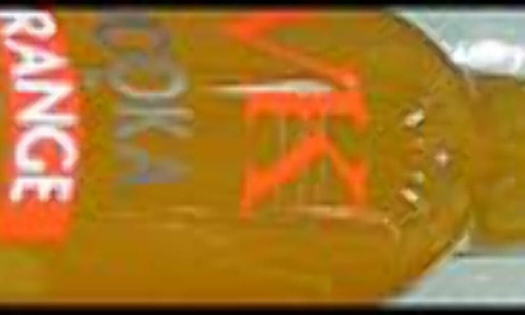 VK Vodka Orange - rusbrus i ordets rette forstand. Smaker Fanta - ingen ettersmak.