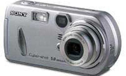 Sony Cyber-shot DSC-92