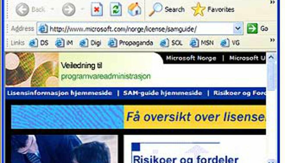 Microsoft piratkopierer