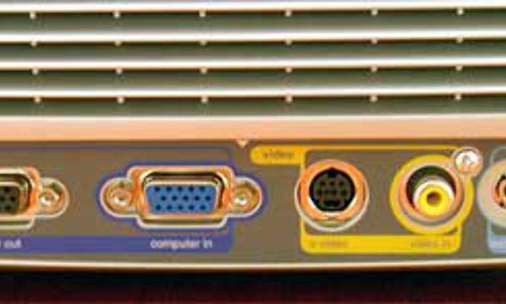 image: InFocus X1 - Masse projektor for pengene