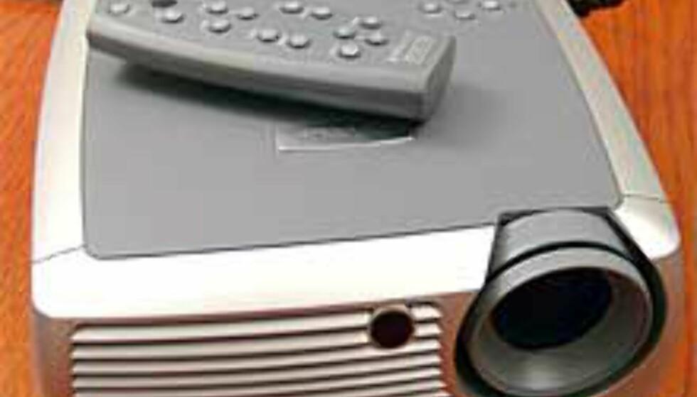 InFocus X1 - Masse projektor for pengene