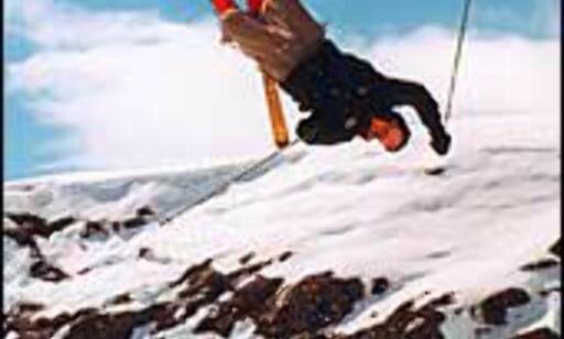 Briter og ski er ikke nødvendigvis en god match. Denne skiløperen er nok av annet kaliber enn de vi kan lese om i denne historien. Illustrasjonsfoto: Pelle Gangeskar Foto: Pelle Gangeskar