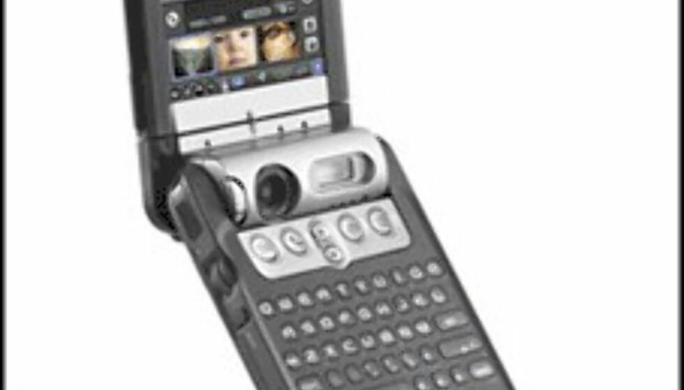 <center>Sony Clié PEG-NZ90.