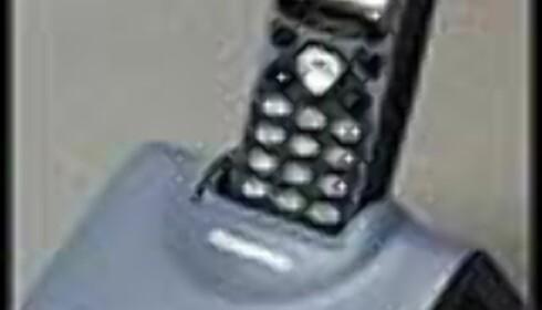 Alle telefonene rangert