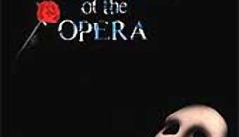 The Phantom of the Opera fristet ikke likevel.