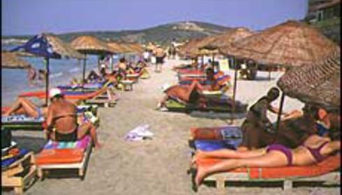 Tyrkia kommer godt ut av prissammenligningen som et billig ferieland. Foto: Dag Yngve Dahle Foto: Dag Yngve Dahle