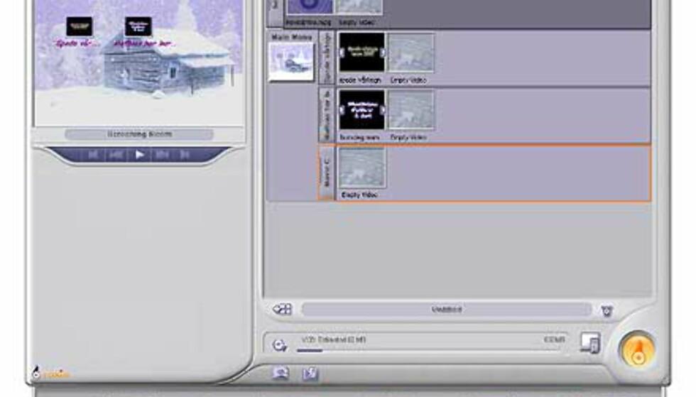 DVD Builder er en spennende nykomling som gjør det enkelt å lage dine egne DVD-filmer.