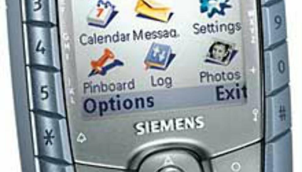 Her er supermobilen fra Siemens