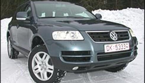 TEST: Volkswagen Touareg V6