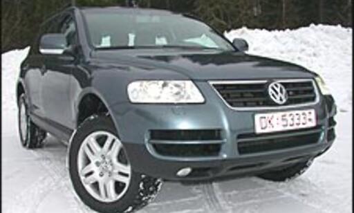 image: TEST: Volkswagen Touareg V6