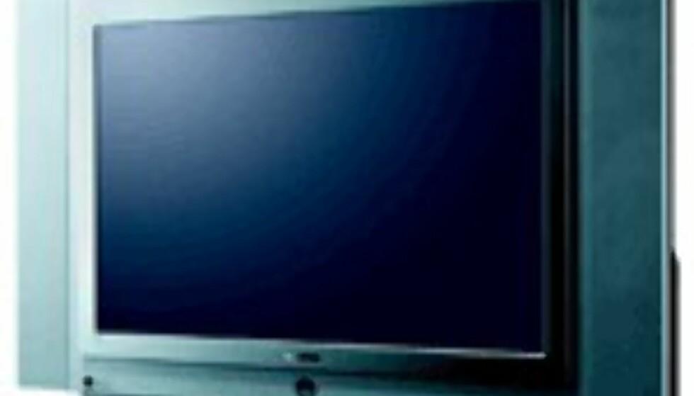 Widescreen-modell på 29 tommer fra Samsung.