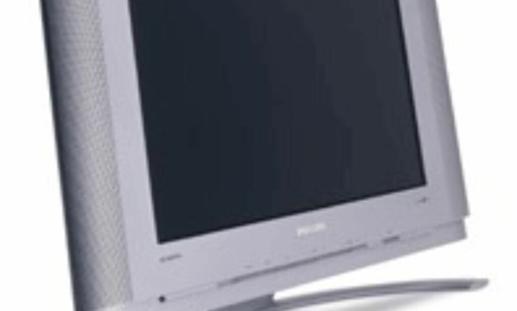 Philips leverer denne LCD-TV'en i ulike størrelser, hvorav den største er på 20 tommer.
