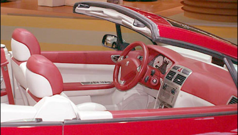 Peugeot 307 CC.