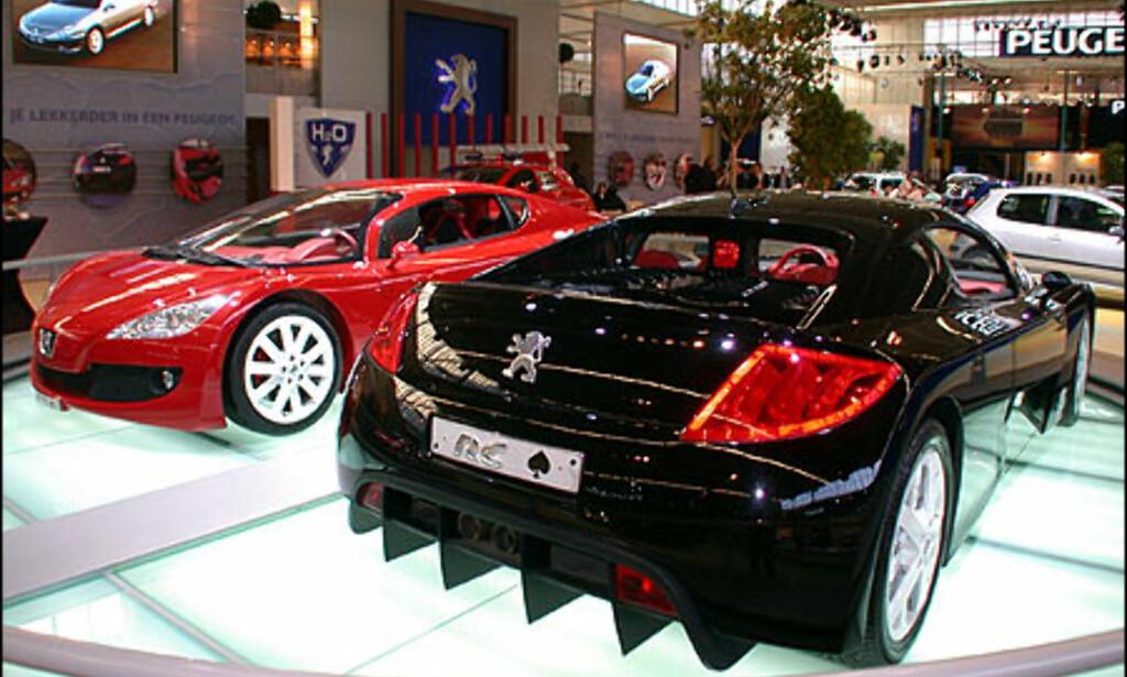 Peugeot RC.