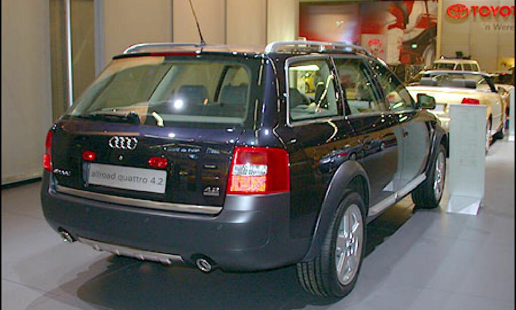 Audi Allroad 4.2.