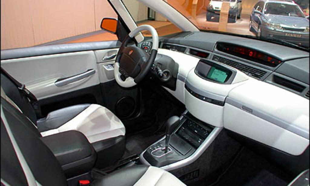 Renault Avantime.