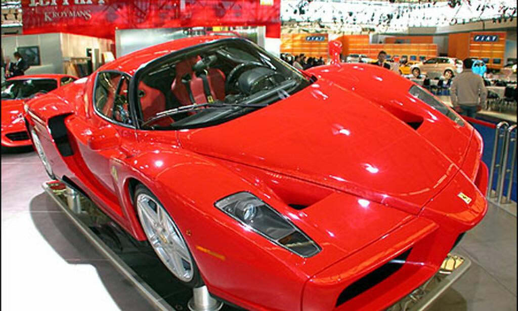 Ferrari Enzo.