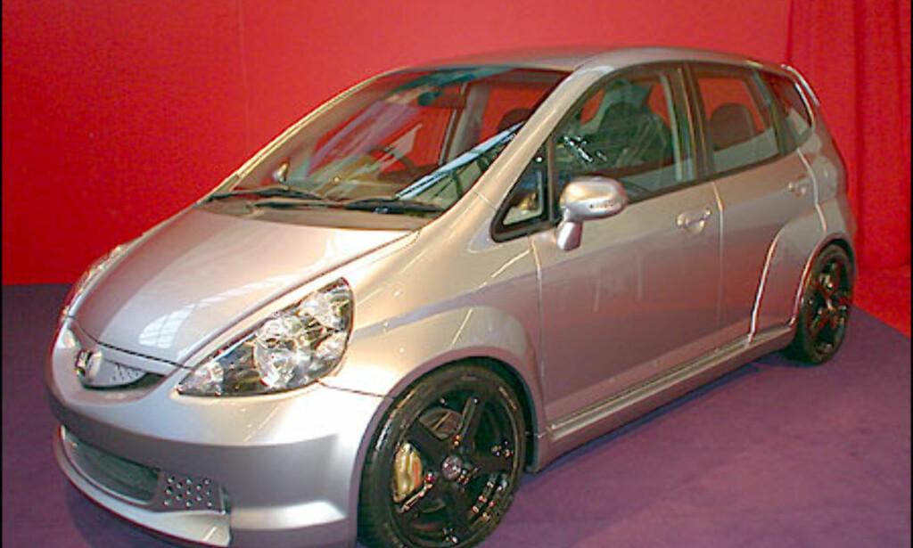 Honda Jazz Sport Concept.