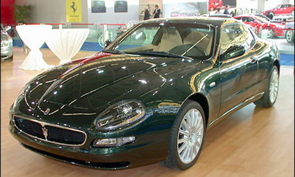 image: Maserati