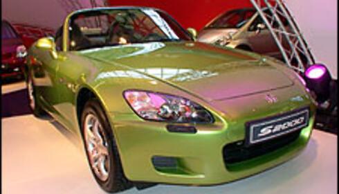 Honda S2000.