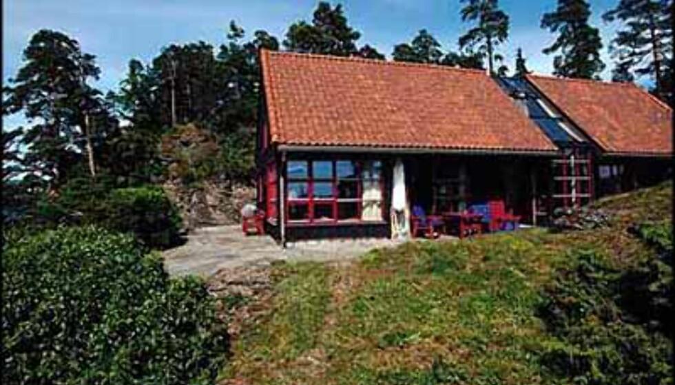 Samme bolig på Nesøya (A Megler).
