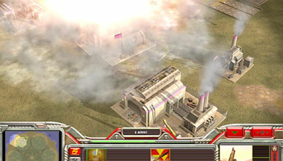 Flotte eksplosjoner